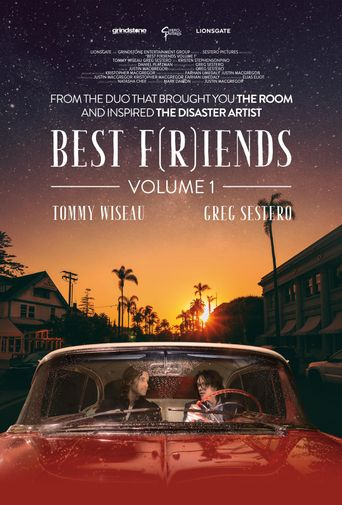 Best F(r)iends: Volume 1 Poster