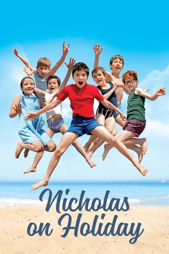 Nicholas on Holiday Poster