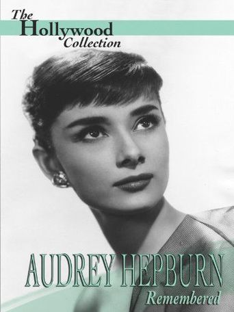 Audrey Hepburn: Remembered Poster