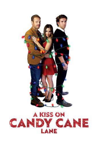 A Kiss on Candy Cane Lane Poster