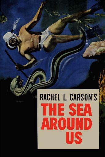 The Sea Around Us Poster