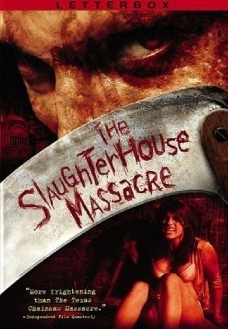 The Slaughterhouse Massacre Poster