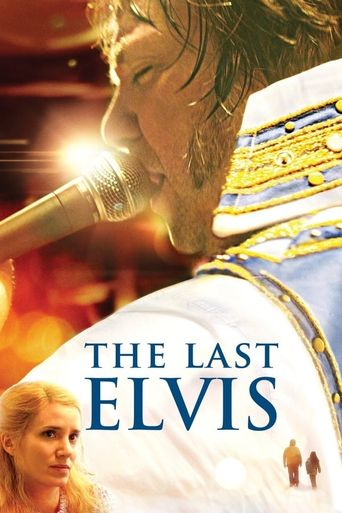 The Last Elvis Poster