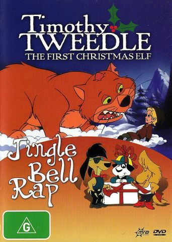 Timothy Tweedle the First Christmas Elf Poster