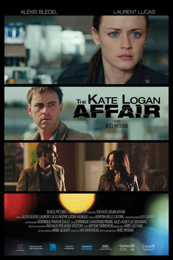 The Kate Logan affair Poster