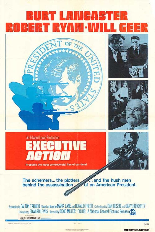 Executive Action Poster