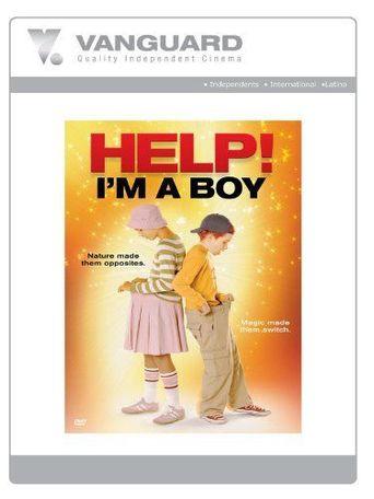 Help! I'm a Boy Poster