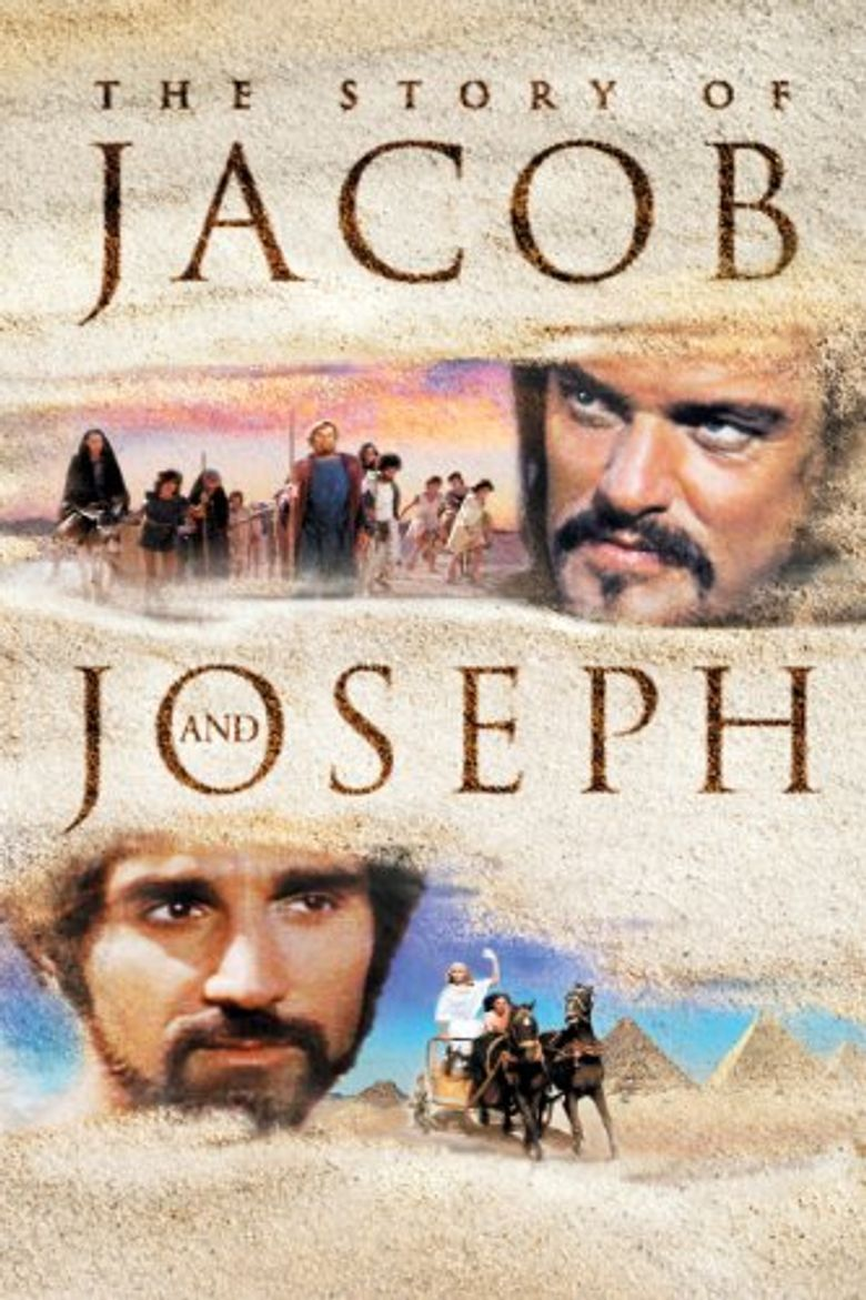 The Story of Jacob and Joseph Poster