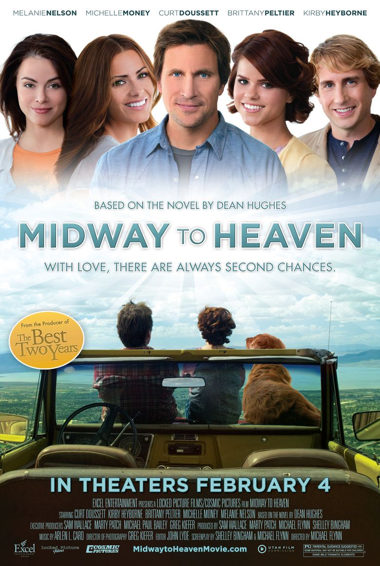 Midway to Heaven Poster