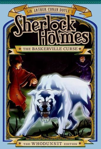 Sherlock Holmes and the Baskerville Curse Poster