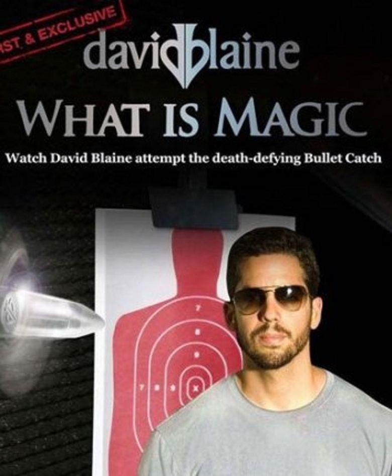 David Blaine: What Is Magic? Poster