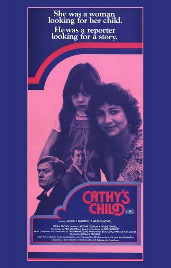 Cathy's Child Poster