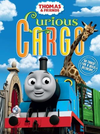 Thomas & Friends: Curious Cargo Poster