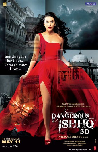 Dangerous Ishhq Poster
