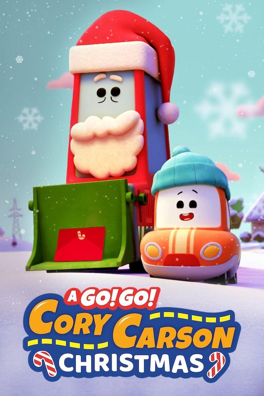 A Go! Go! Cory Carson Christmas Poster