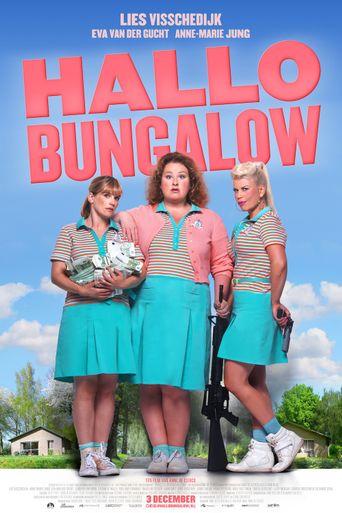 Hallo Bungalow Poster