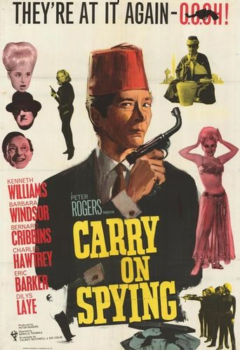 Watch Carry On Spying