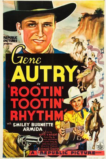 Rootin' Tootin' Rhythm Poster