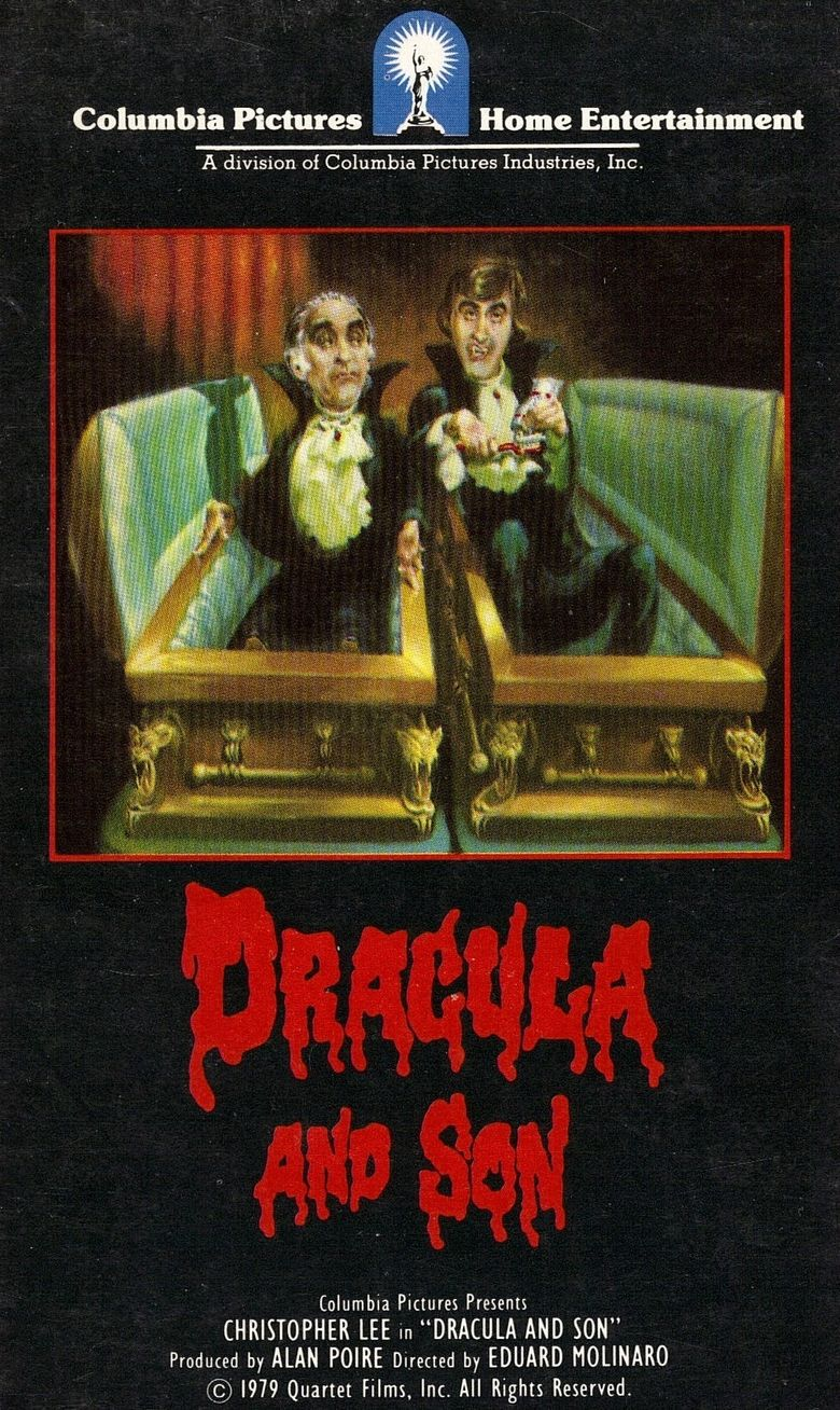 Dracula and Son Poster