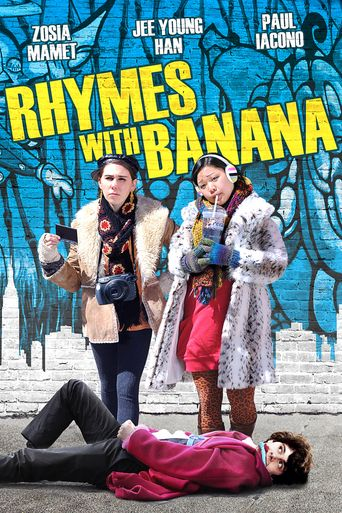 Rhymes with Banana Poster
