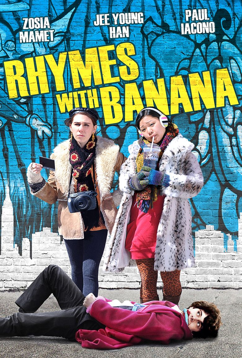 Rhymes with Banana Poster