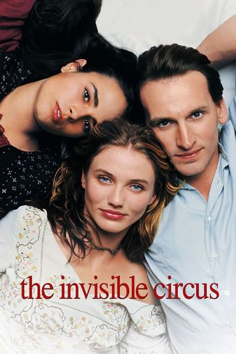 The Invisible Circus Poster