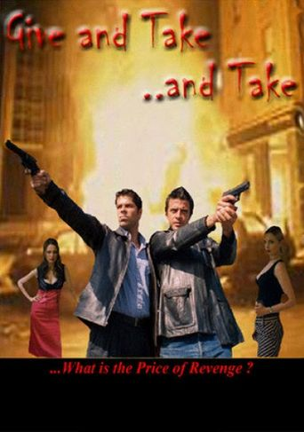 Give and Take and Take Poster