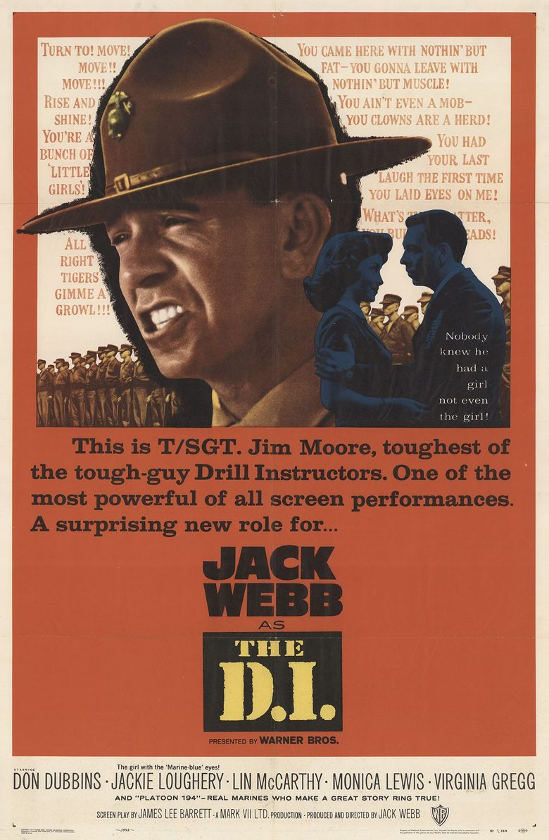 The D.I. Poster