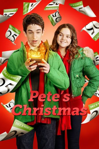 Pete's Christmas Poster