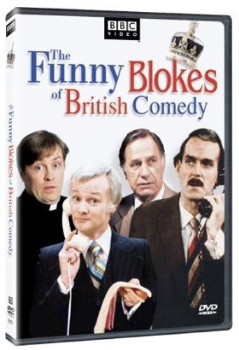 The Funny Blokes of British Comedy Poster