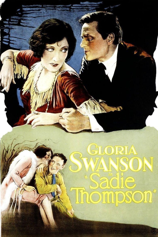 Sadie Thompson Poster