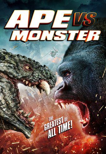 Ape vs. Monster Poster