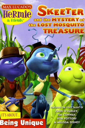 Hermie & Friends: Skeeter and the Mystery of the Lost Mosquito Treasure Poster