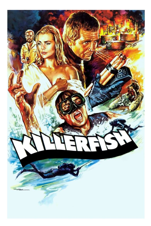 Killer Fish Poster