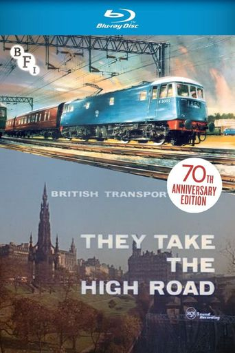 They Take the High Road Poster
