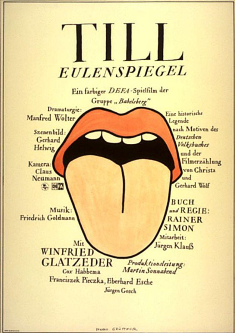Till Eulenspiegel Poster