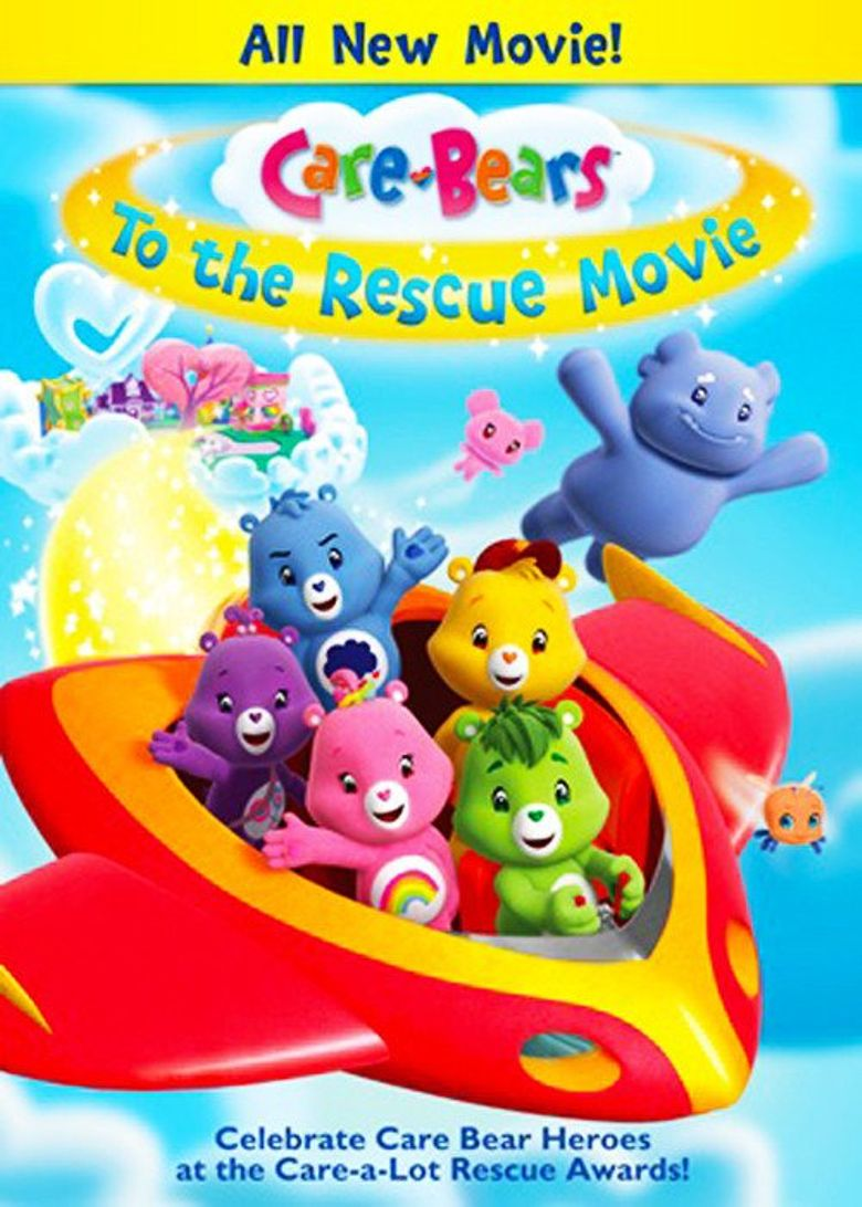 Care Bears To the Rescue Poster
