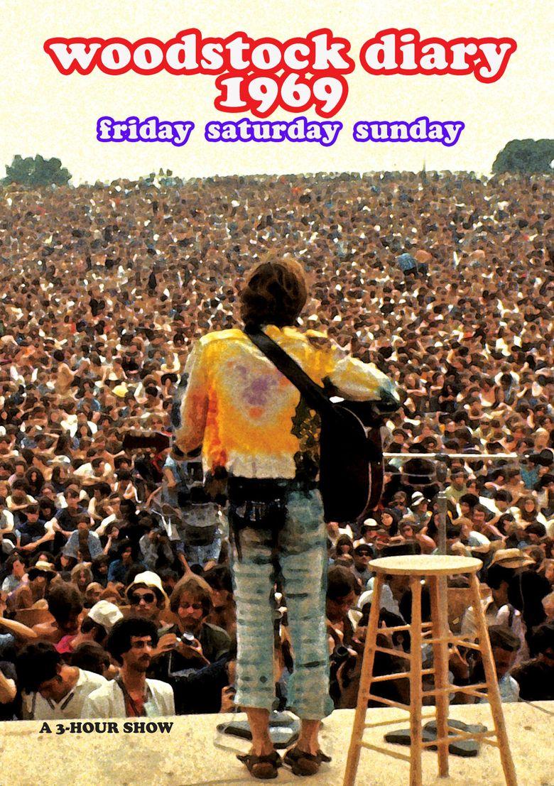 Woodstock Diary Poster