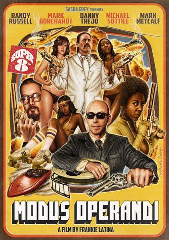 Modus Operandi Poster