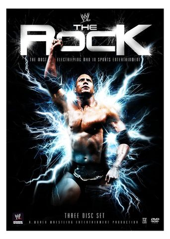 WWE: The Rock: The Most Electrifying Man in Sports Entertainment Poster