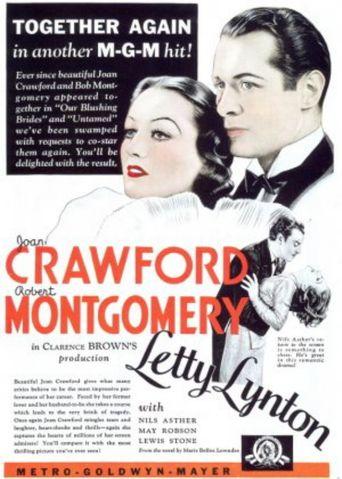 Letty Lynton Poster