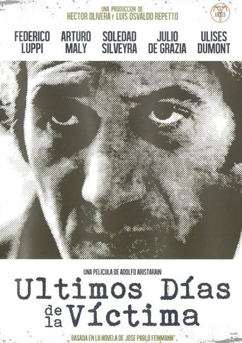 Last Days of the Victim Poster