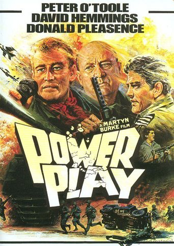 Power Play Poster