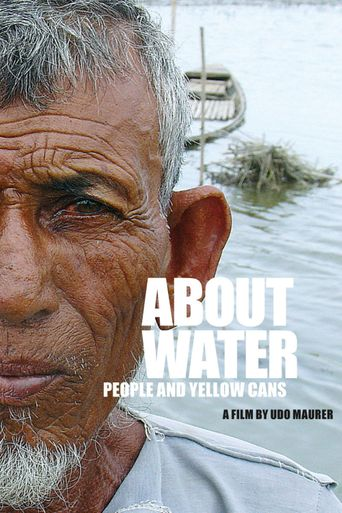 About Water (Uber Wasser) Poster