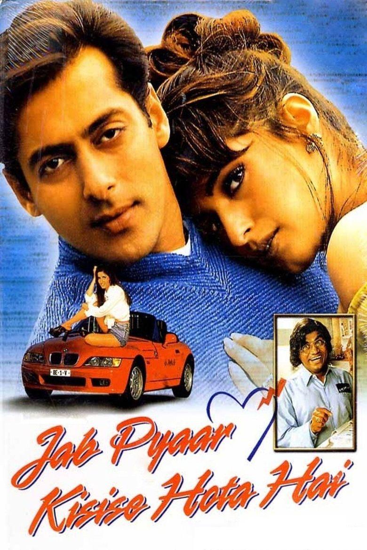 Jab Pyaar Kisise Hota Hai Poster