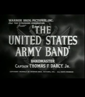 The United States Army Band Poster