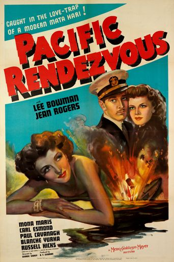 Pacific Rendezvous Poster