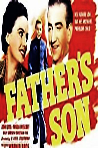 Father's Son Poster