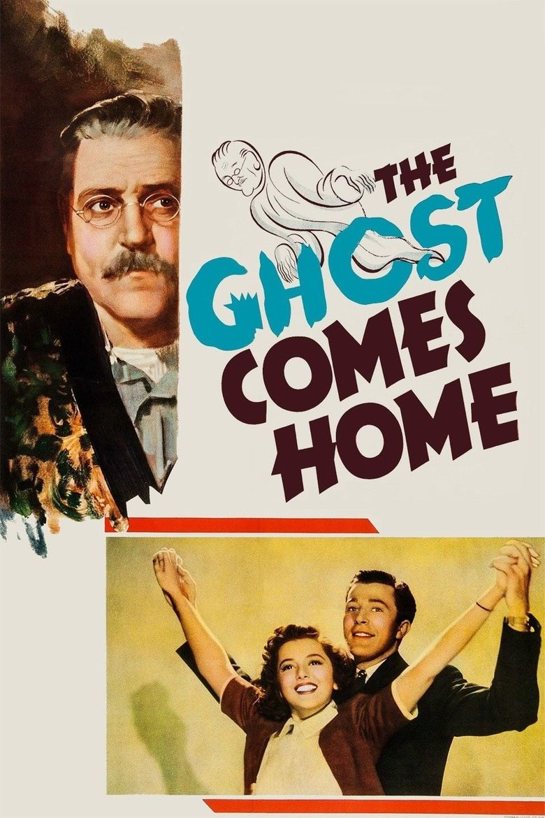 The Ghost Comes Home Poster
