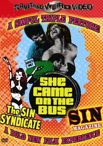 The Sin Syndicate Poster